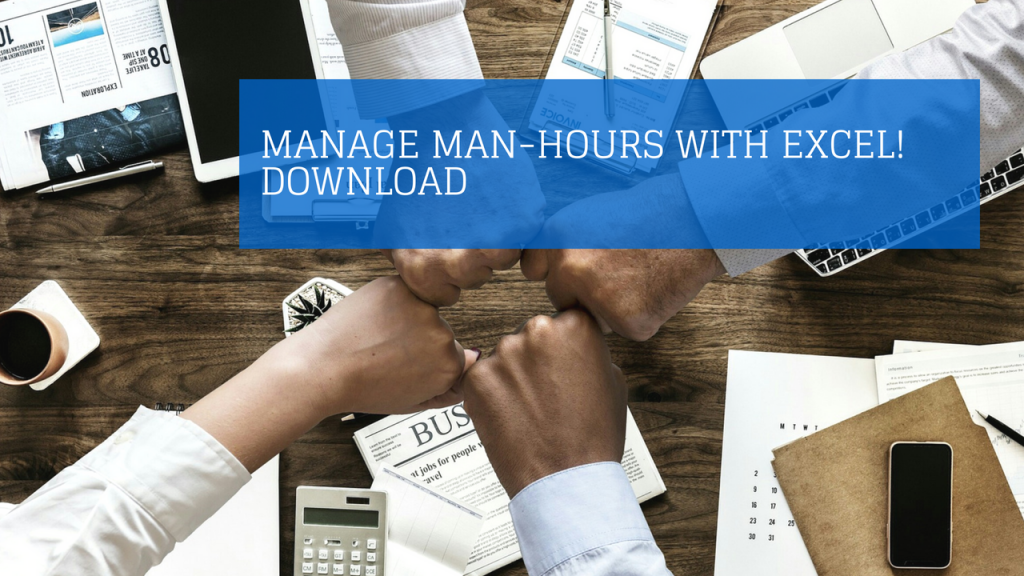 manage man hours with excel download innopm online timesheets